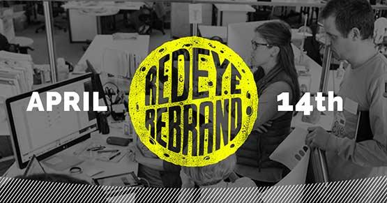 RedEye Rebrand